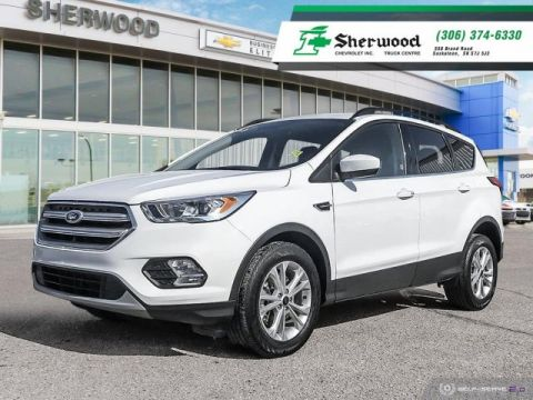 2019 Ford Escape SEL 4WD Leather/Heated Seats
