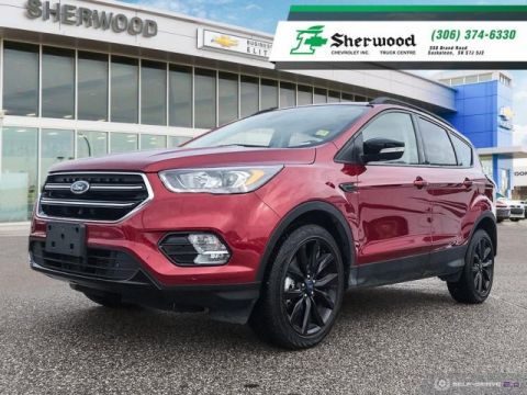 2019 Ford Escape Titanium AWD Heated Seats/NAV/Remote Start