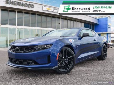2019 Chevrolet Camaro 3LT 1LE Only 1,480KMS!!