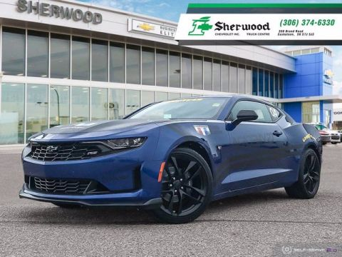 2019 Chevrolet Camaro 3LT 1LE Only 800KMS!!