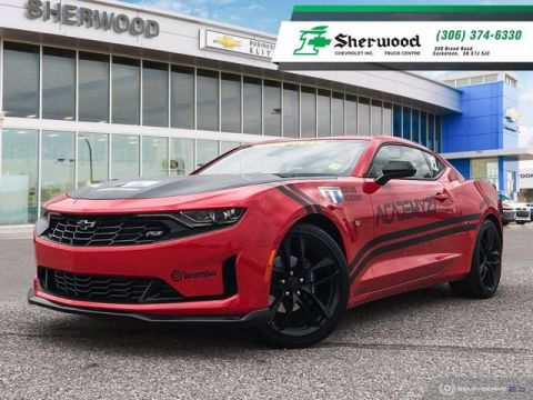 2019 Chevrolet Camaro 3LT 1LE Only 225KMS!!