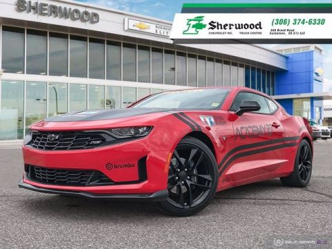 2019 Chevrolet Camaro 3LT 1LE Only 1,500KMS!!