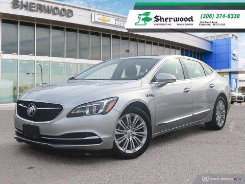 2019 Buick LaCrosse Essence Leather/Roof/Remote Start