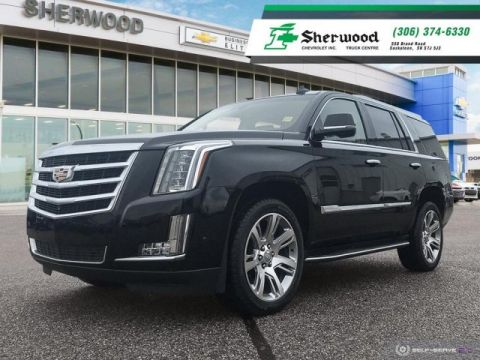 2019 Cadillac Escalade Luxury Only 15,000KMS!!