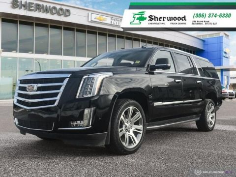 2019 Cadillac Escalade ESV Luxury Only 18,000KMS!!