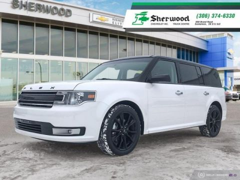 2019 Ford Flex SEL AWD Leather/Sunroof/Navigation