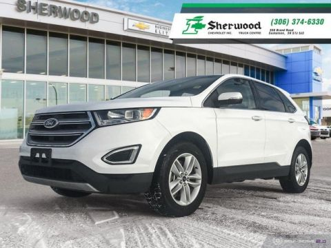 2018 Ford Edge SEL AWD V6 3.5L