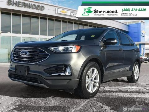 2019 Ford Edge SEL AWD Leather/Heated Seats/Remote Start