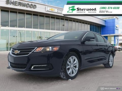 2019 Chevrolet Impala LT V6 Leather/Sunroof Only 18,000KMS!!