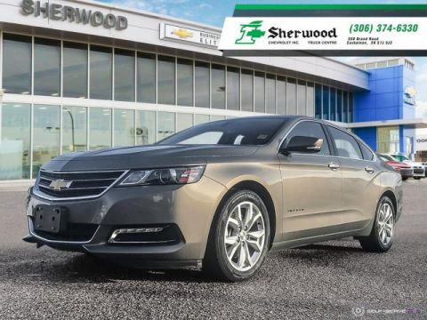 Certified Pre-Owned 2019 Chevrolet Impala LT V6 Leather/Sunroof/Remote Start