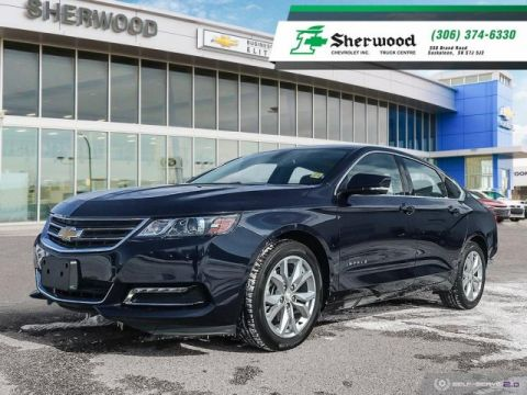 2019 Chevrolet Impala LT V6 Leather/Roof Only 9,000kms!!