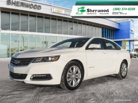 2019 Chevrolet Impala LT V6 Leather/Sunroof Only 19,000KMS!!