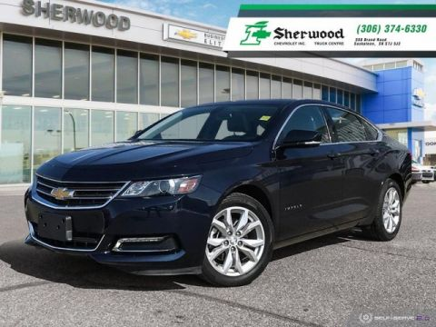 2019 Chevrolet Impala LT V6 Leather/Roof Only 8,000kms!!