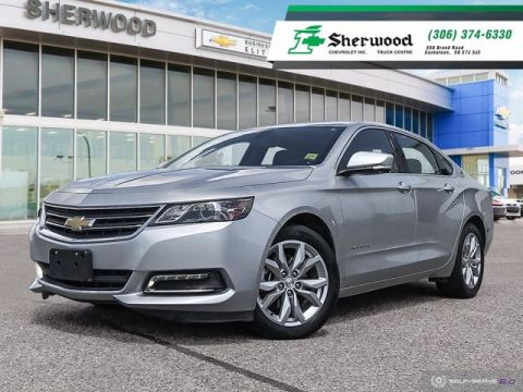 2019 Chevrolet Impala LT V6 Leather/Sunroof Only 16,000KMS!!