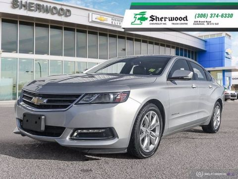 2019 Chevrolet Impala LT V6 Leather/Roof Only 6,000kms!!
