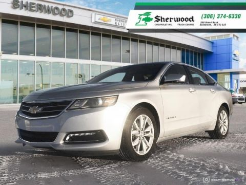 2019 Chevrolet Impala LT V6 Leather/Roof Only 17,000KMS!!