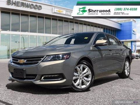 2019 Chevrolet Impala LT V6 Leather/Sunroof Only 13,000KMS!!