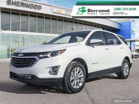 2018 Chevrolet Equinox LT AWD Local Trade!!