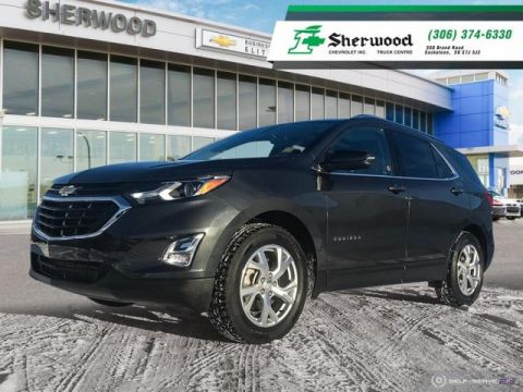 2019 Chevrolet Equinox 2LT AWD Sunroof/Heated Seats/NAV