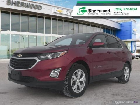 2019 Chevrolet Equinox 2LT AWD NAV/Sunroof/Heated Seats