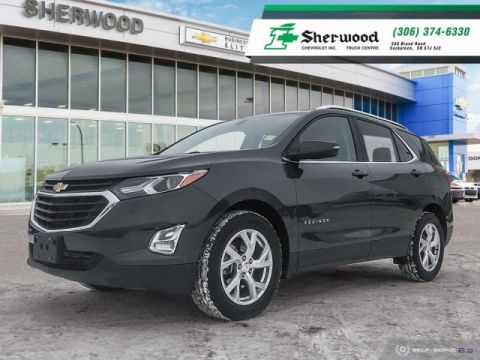 Certified Pre-Owned 2019 Chevrolet Equinox 2LT AWD Sunroof/Heated Seats/NAV