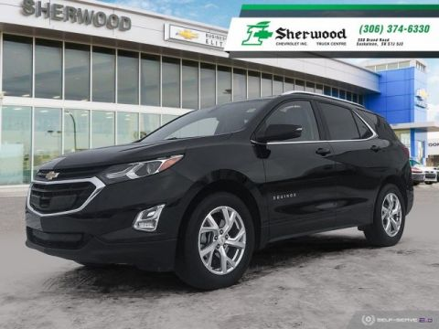 2019 Chevrolet Equinox 2LT AWD Sunroof/Haeted Seats/NAV