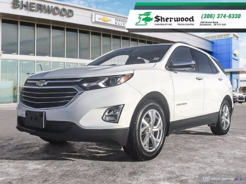 Certified Pre-Owned 2020 Chevrolet Equinox Premier AWD