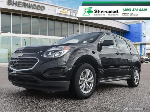 2017 Chevrolet Equinox LS AWD One Owner Local Lease!!