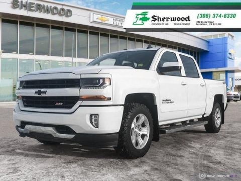 2017 Chevrolet Silverado 1500 2LT Z71 One Owner Local Trade!!