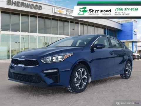 2020 Kia Forte EX Only 19,000KMS!!