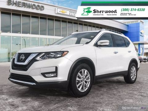 2020 Nissan Rogue SV AWD Sunroof/Heated Seats/Remote Start