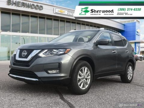 2019 Nissan Rogue SV AWD Sunroof/Heated Seats Only 16,000KMS!!