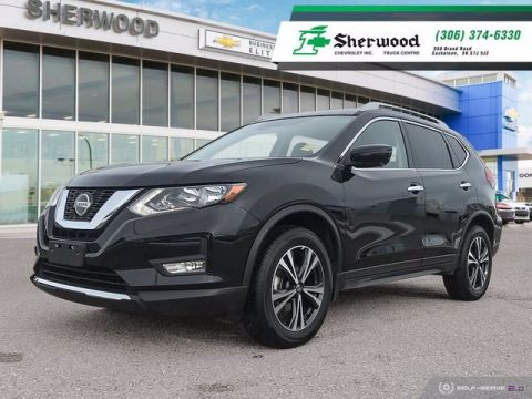 2020 Nissan Rogue SV AWD NAV/Sunroof/Heated Seats