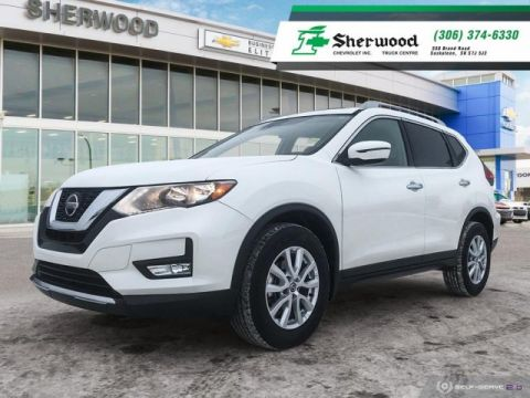 2019 Nissan Rogue SV AWD Sunroof/Heated Seats/Remote Start