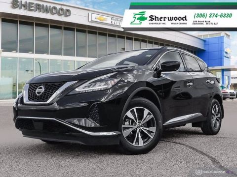 2020 Nissan Murano SV AWD Sunroof/NAV/Heated Seats