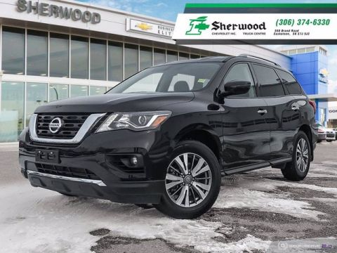 2020 Nissan Pathfinder SV Tech Only 15,000kms!!