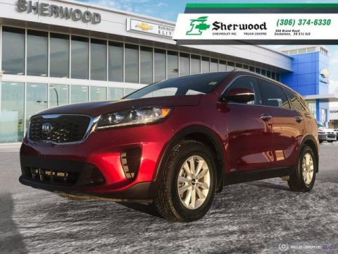 Certified Pre-Owned 2019 Kia Sorento LX AWD Only 13,000KMS!!