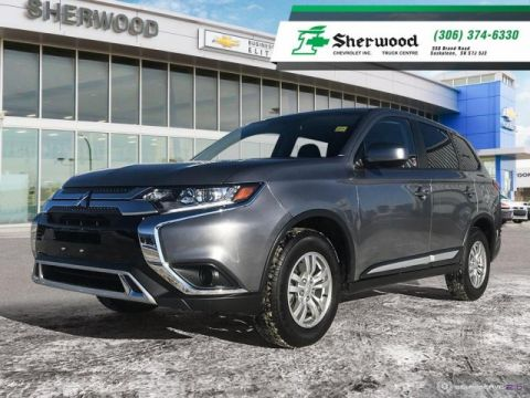 Certified Pre-Owned 2019 Mitsubishi Outlander ES