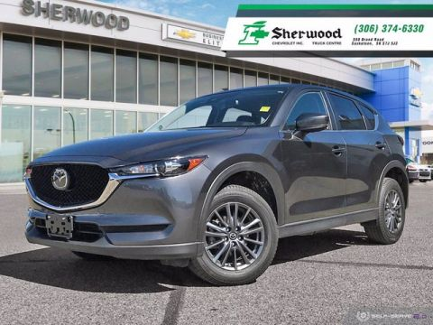 2019 Mazda CX-5 GS AWD Heated Seats/Power Liftgate