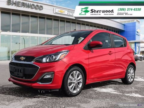 2019 Chevrolet Spark LT Only 6,700kms!!
