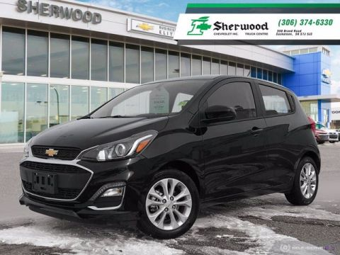 2019 Chevrolet Spark LT Only 13,000kms!!