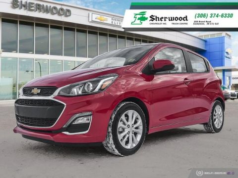 2019 Chevrolet Spark LT Only 19,000KMS!!