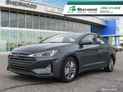 Certified Pre-Owned 2020 Hyundai Elantra Preferred w/Sun & Safety Package
