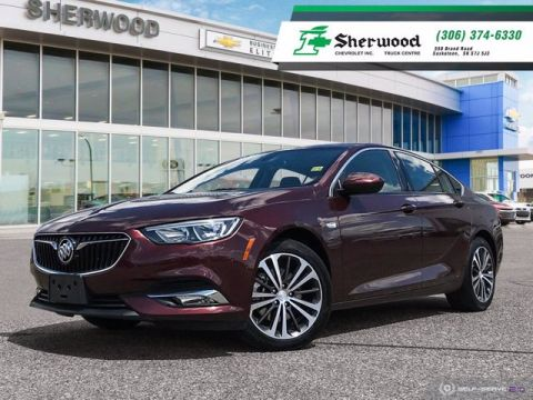 2019 Buick Regal Essence AWD Only 17,000KMS!!